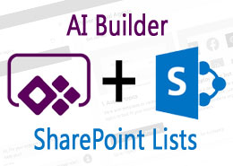Use Power Apps AI Builder to extract data from invoices and store them in SharePoint