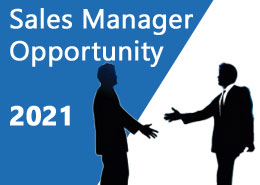 We are looking for a Sales and Marketing Manager!